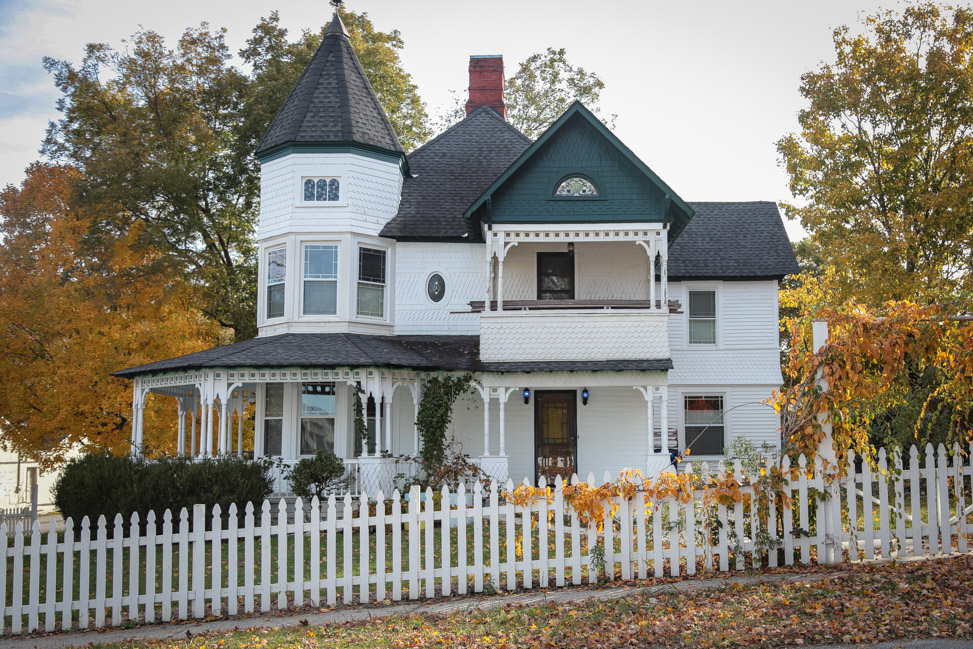 Our First Home: A Queen Anne Victorian in Manchester, Tennessee