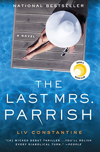 The Last Mrs. Parrish book