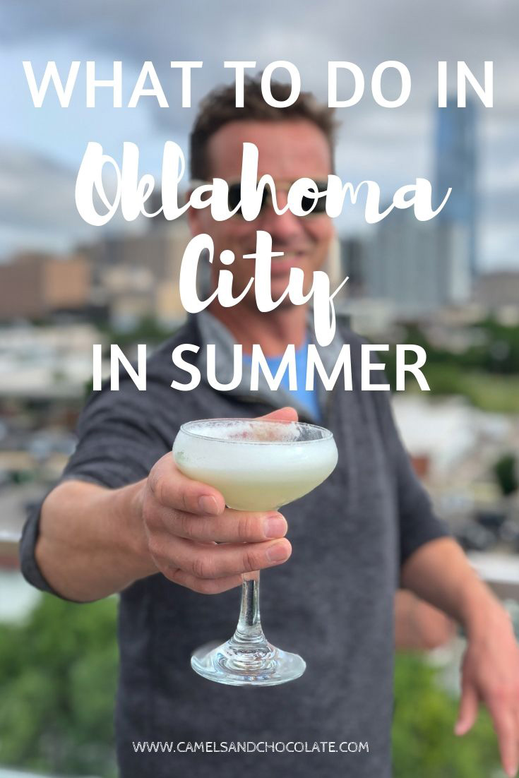 What to Do in Oklahoma City in Summer