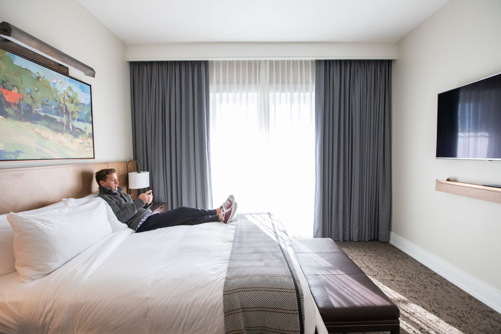 Where to Stay in Downtown Franklin: Harpeth Hotel
