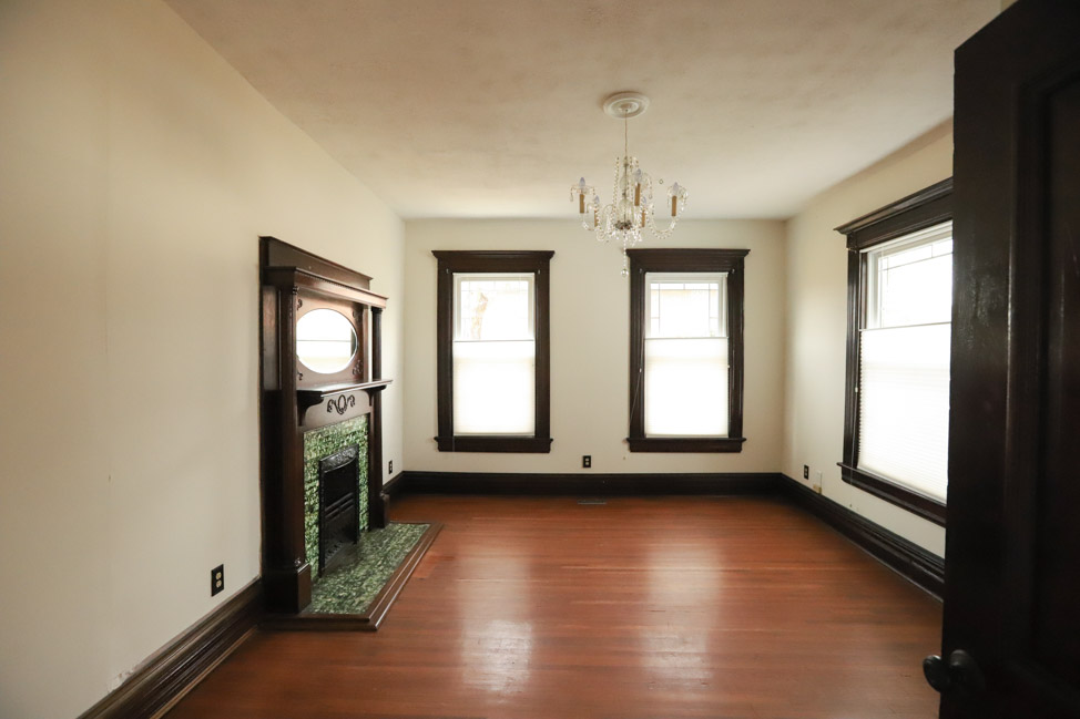 Victorian house tour before renovation