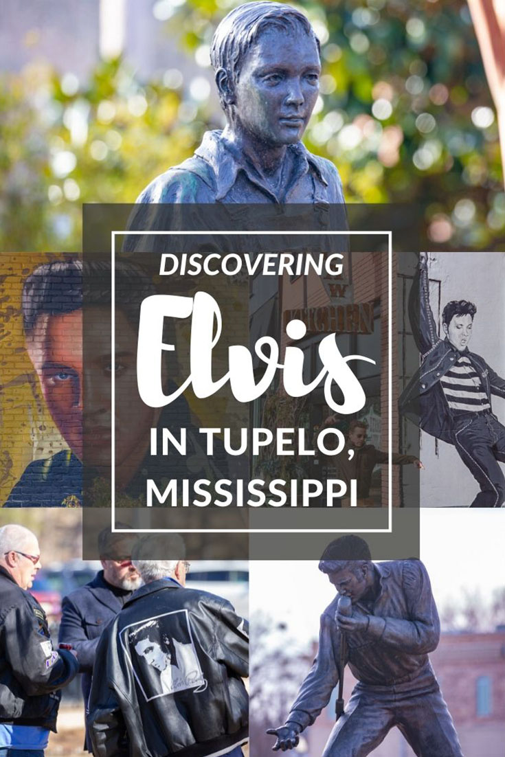 Finding Elvis in Tupelo, Mississippi