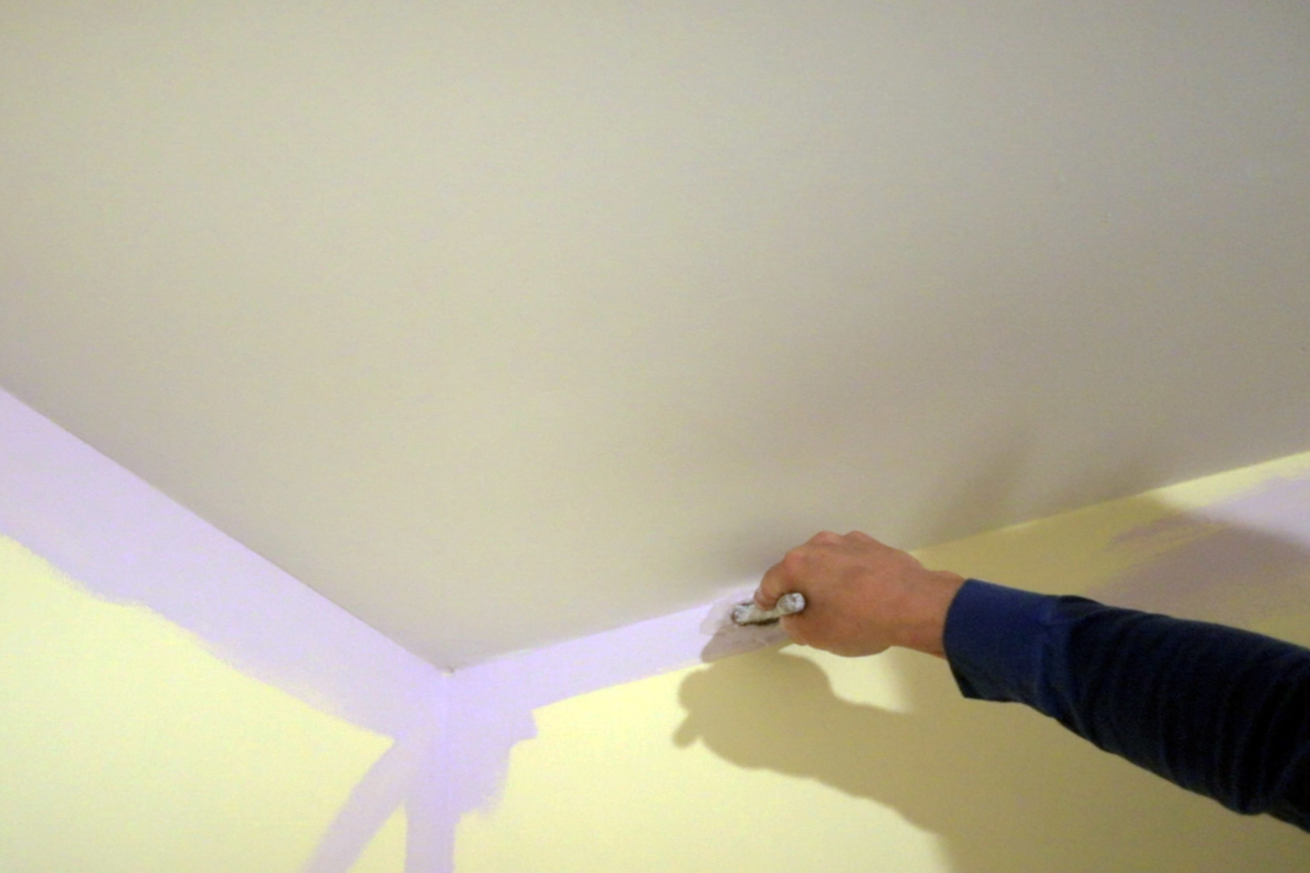How to cut in when you paint