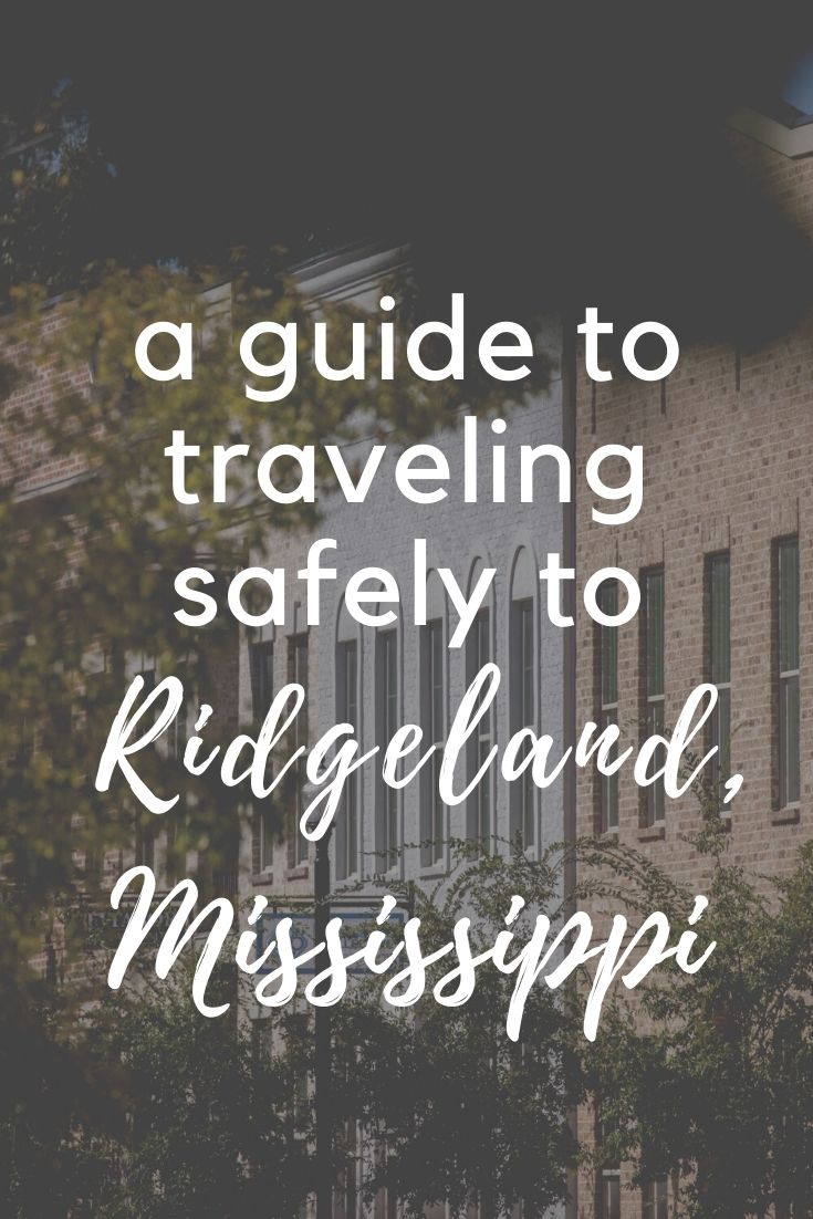Spend a Weekend in Ridgeland, Mississippi