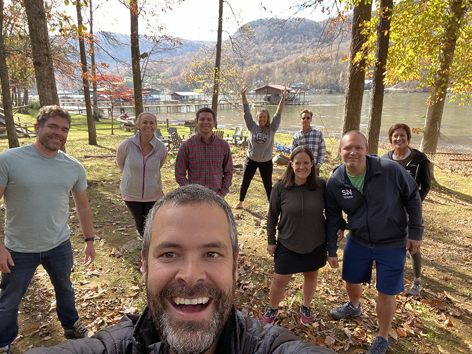 Cousins Weekend in Tennessee