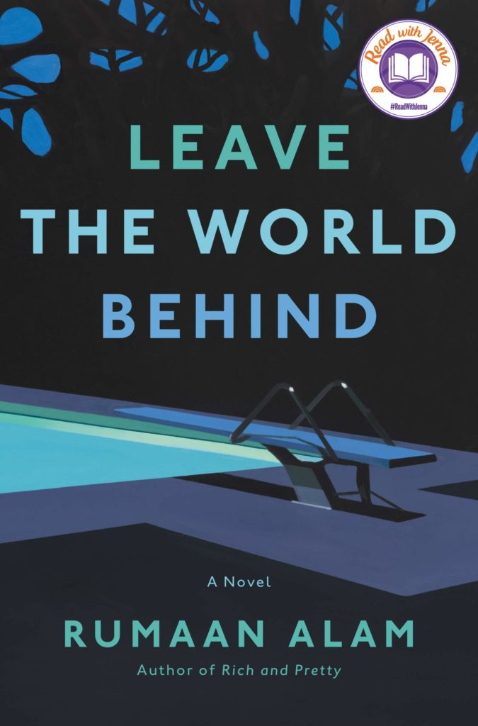 Book recommendation for Leave the World Behind