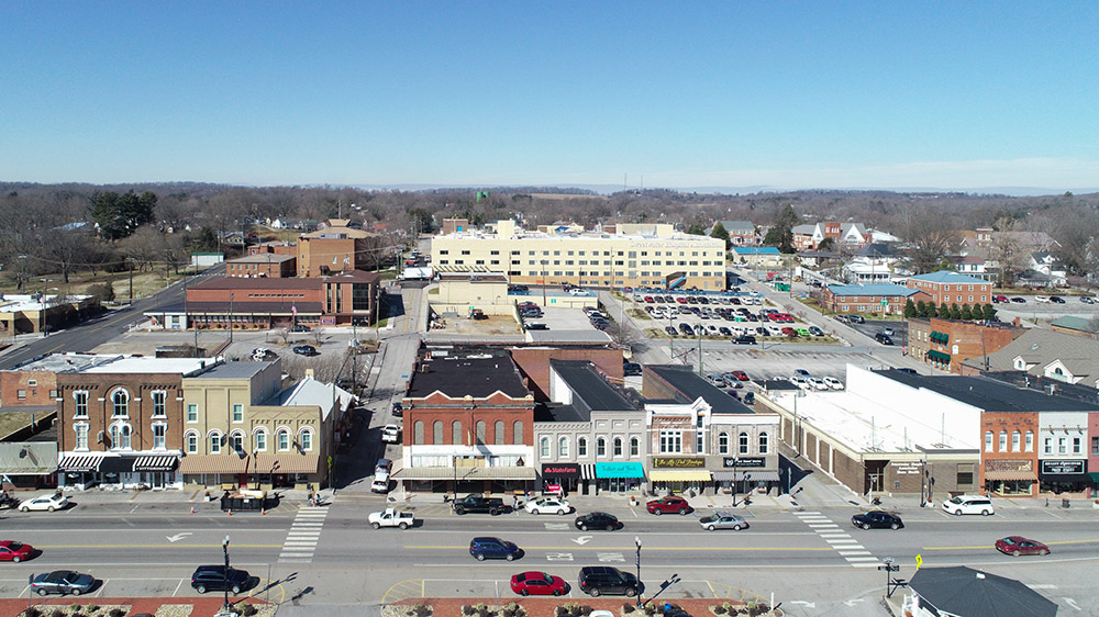 Sweetwater, Tennessee | Copyright: Odinn Media