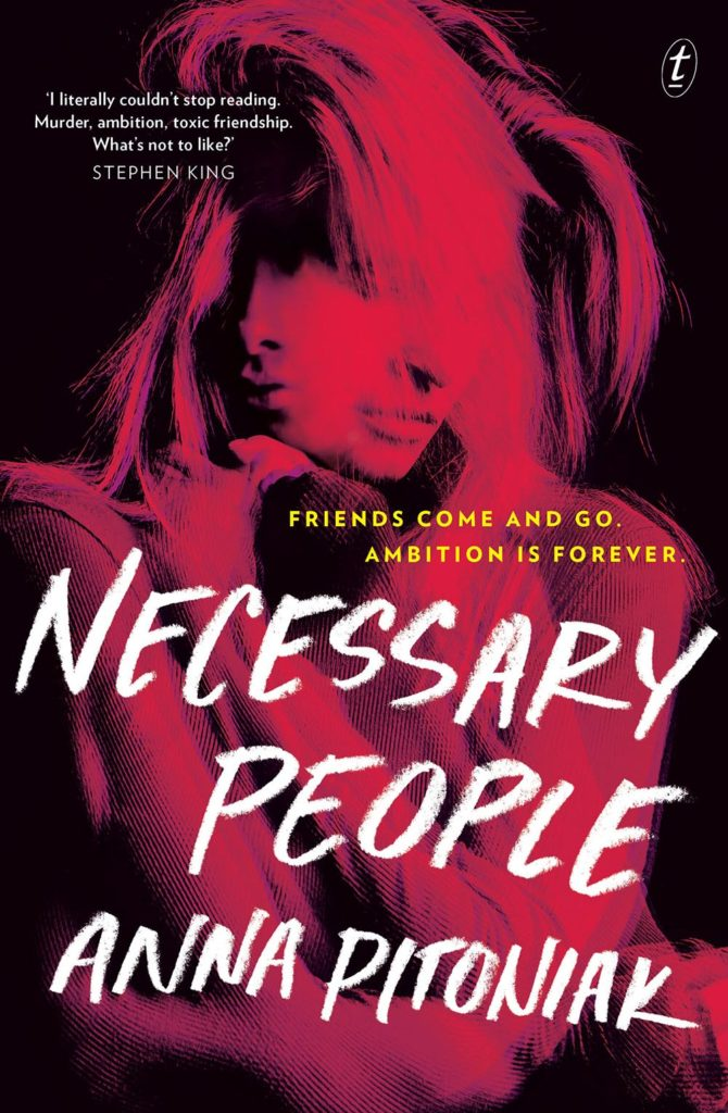 Necessary People: Top Summer Reads