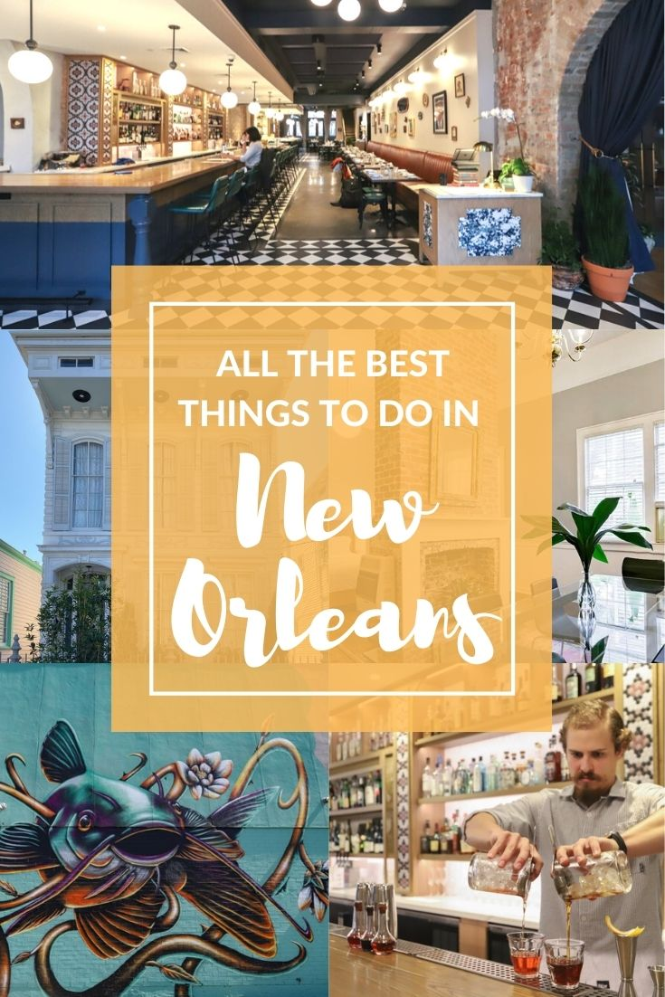 How to Plan a Trip to New Orleans Right Now
